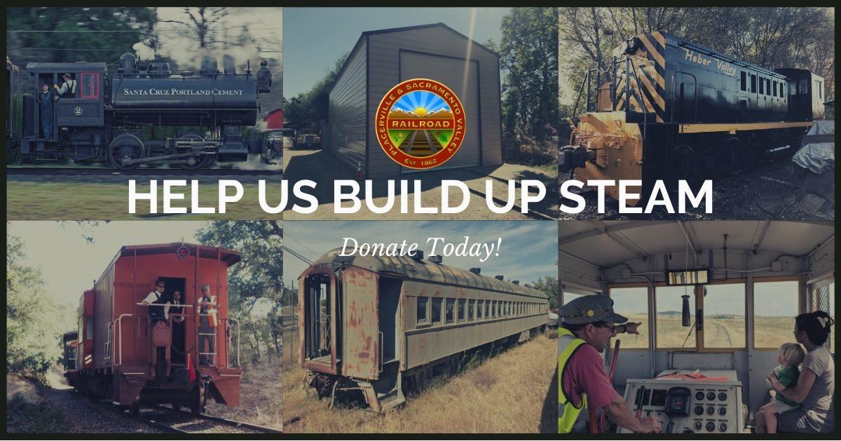 Placerville & Sacramento Valley Railroad
